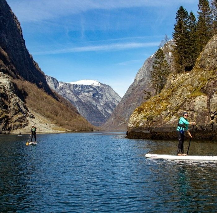 Geography 101: The Stunning Scenery of Voss, Norway