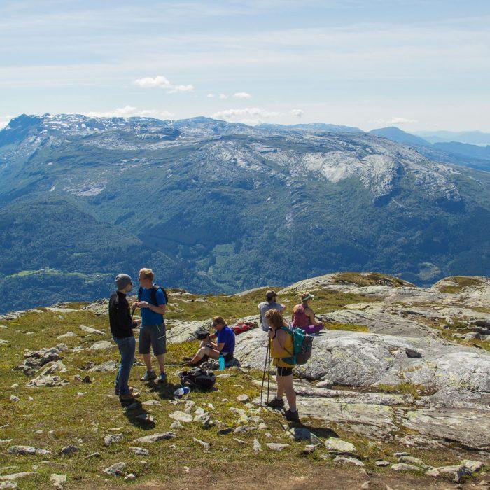 Hiking TRIP IN HARDANGERFJORD