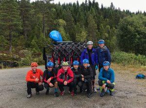 Bicicleta de montaña GRAN COLINA Outdoor Norway 26