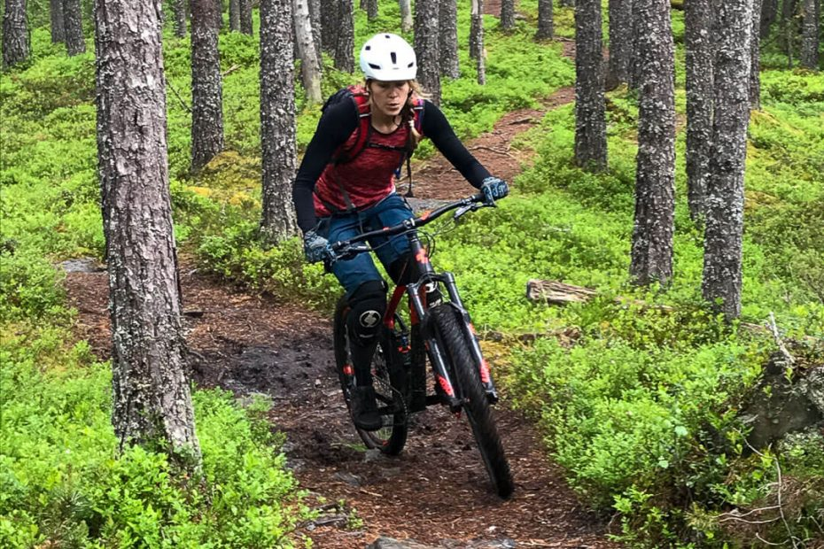 Mountain Biking GREAT HILL Outdoor Norway 5 1