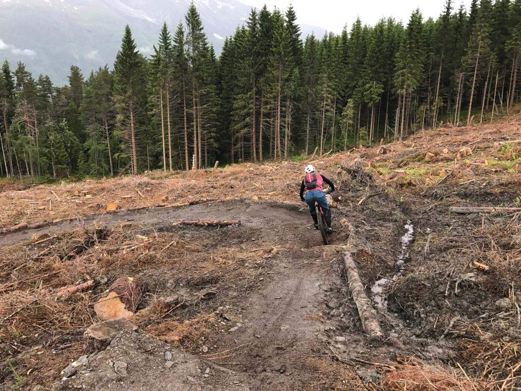 Mountain Biking GREAT HILL Outdoor Norway 8