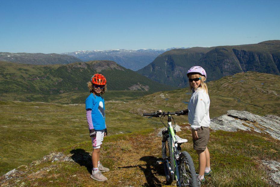 Mountain Biking Fjell til Fjord Outdoor Norway 19