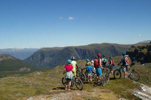 Ciclismo de montaña Fjell til Fjord Outdoor Norway 20