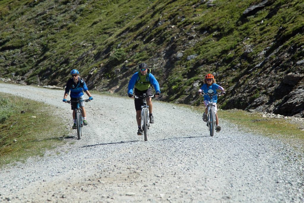 MTB in Voss