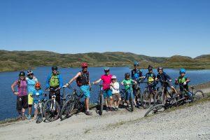 Ciclismo de montaña Fjell til Fjord Outdoor Norway 22