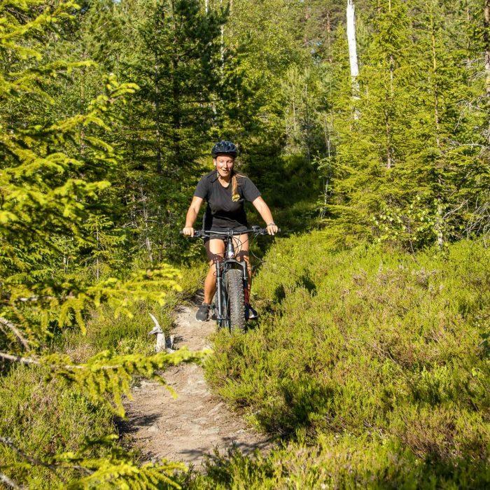 Mountain Biking The Grand Traverse Outdoor Norway 10