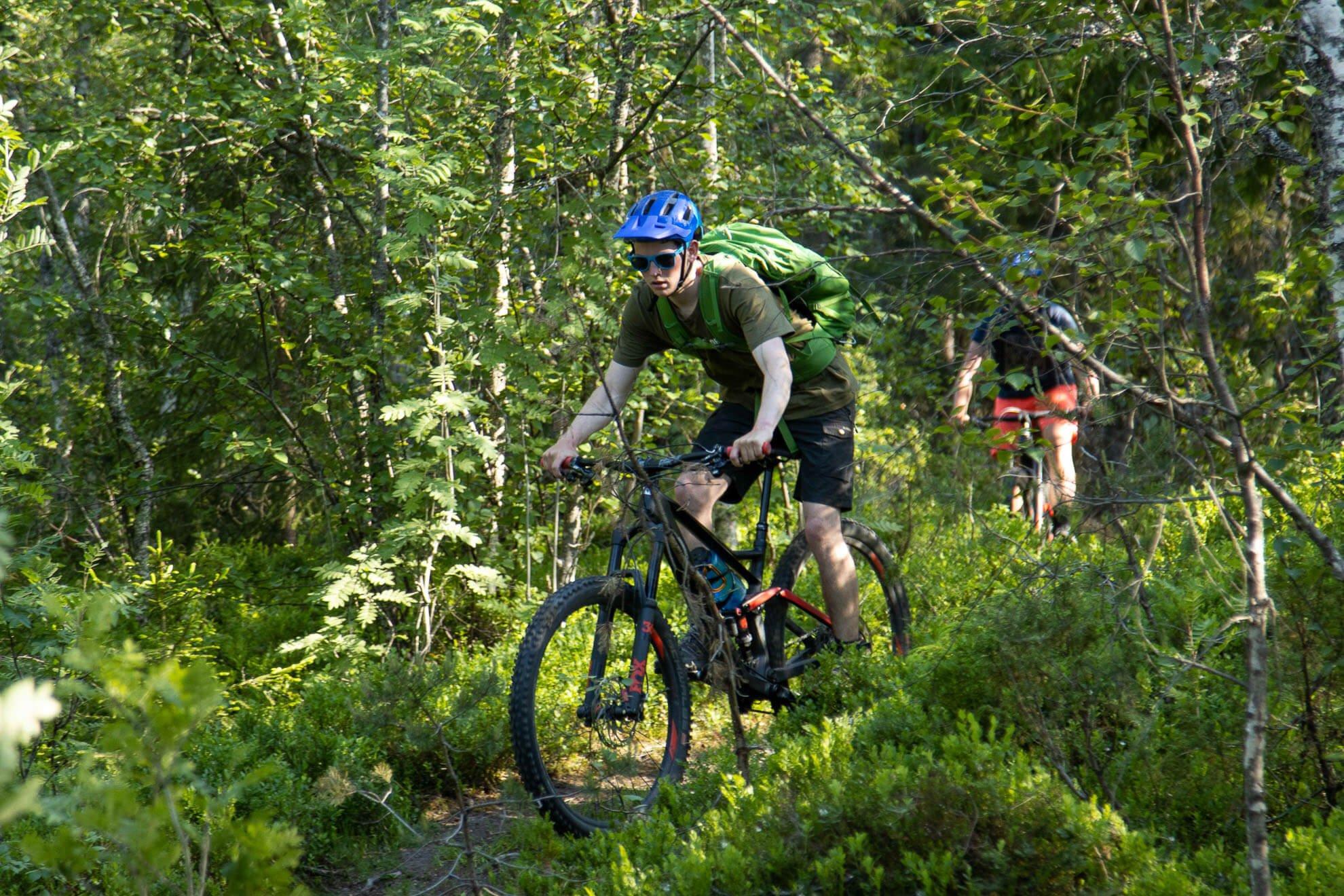 Mountain Biking The Grand Traverse Outdoor Norway 7