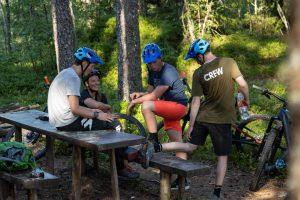 Bicicleta de montaña The Grand Traverse Outdoor Norway 9