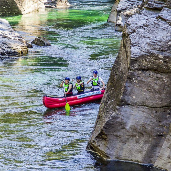 River Canoe Outdoor Norway 16 1