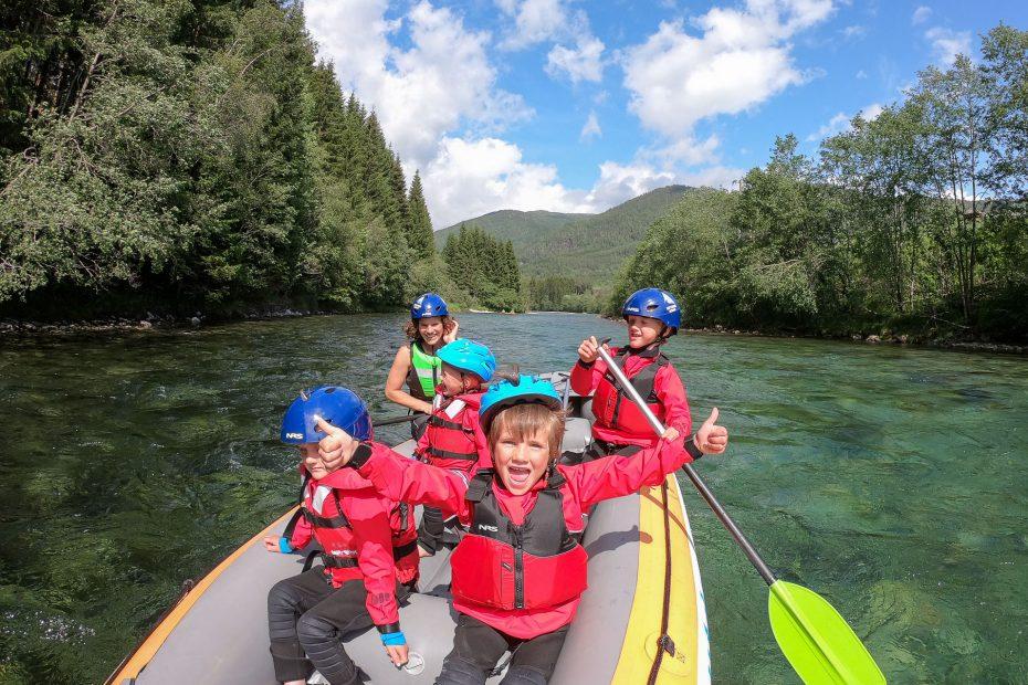 River Canoe Outdoor Norway 7 1 1