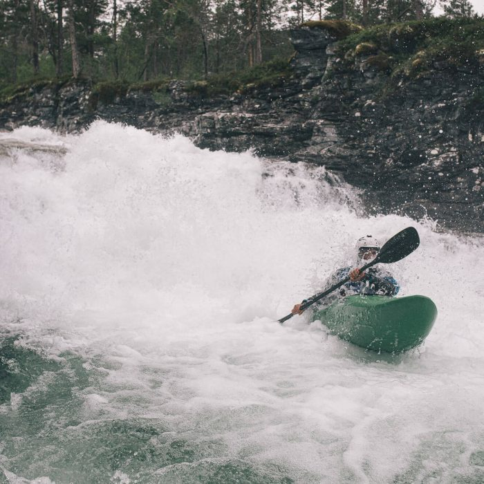 RIVER KAYAKING: BLOW YOUR MIND IN WILD NORWAY