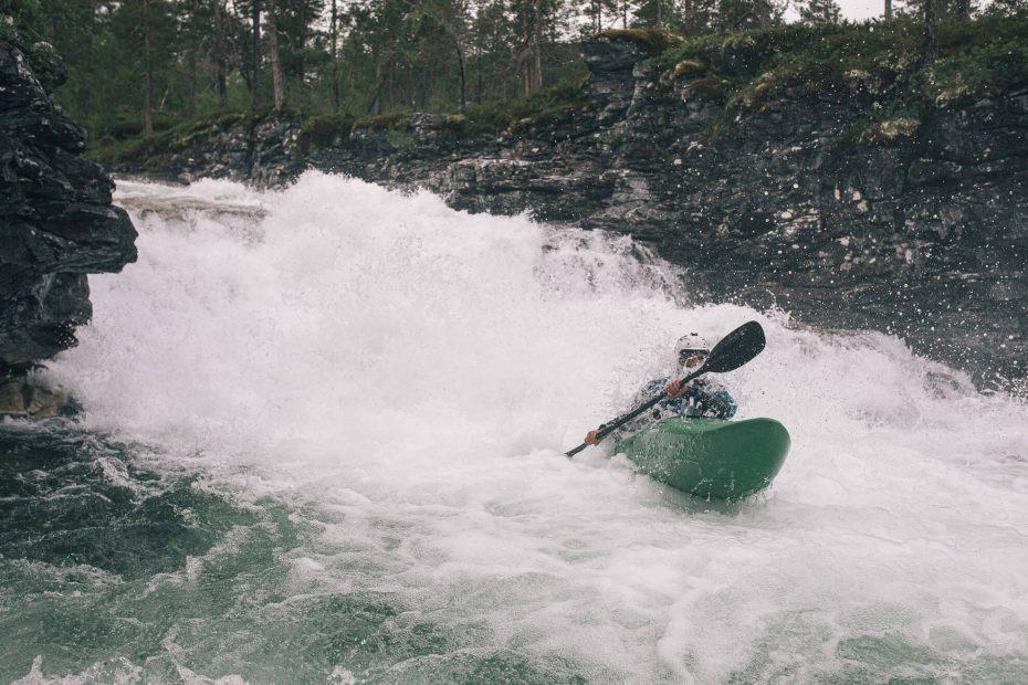 River Kayak Course Intermediate