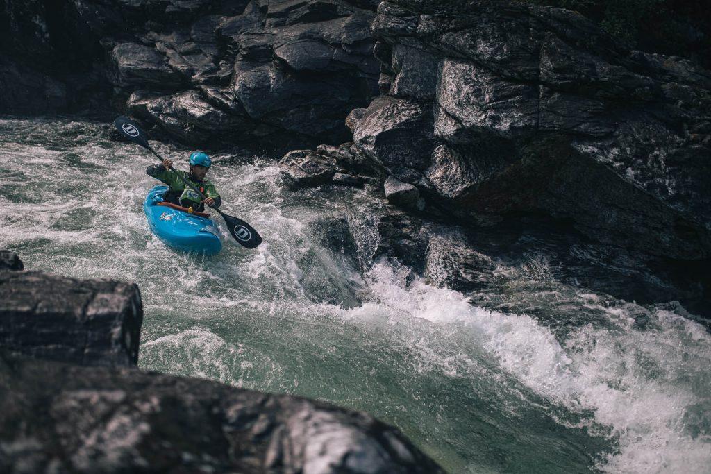 River Kayak Grade II Voss 32