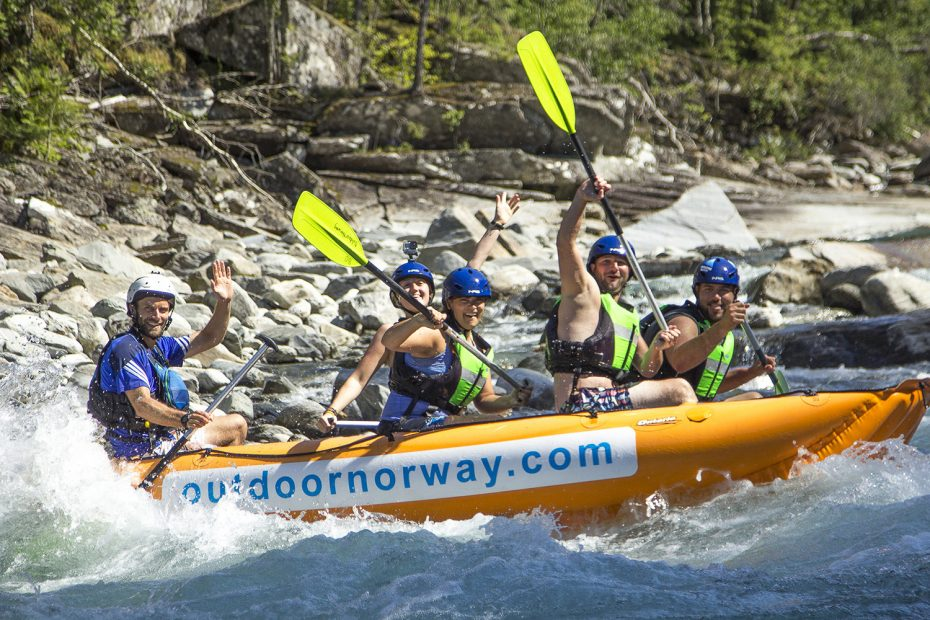River Rafting Outdoor Norway 17 1