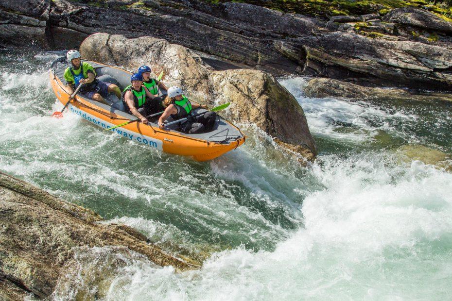 River Rafting Outdoor Norway 18