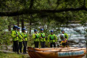Río Rafting Outdoor Norway 29