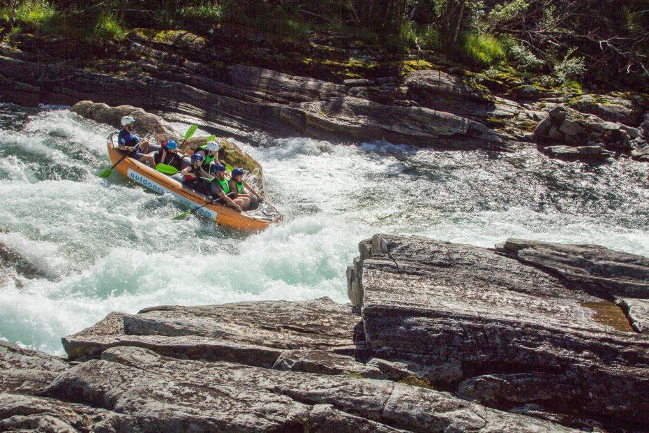 River Rafting Outdoor Norway 3
