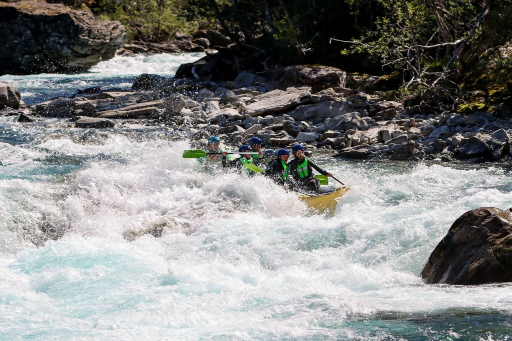 River Rafting Voss
