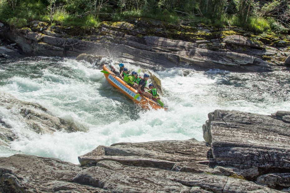 River Rafting Outdoor Norway 4