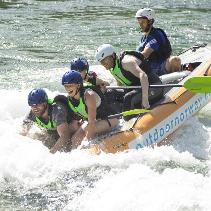 River Rafting Outdoor Norway 9