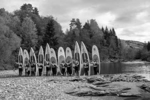SUP de río Outdoor Norway 2 1