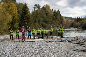 SUP de río Outdoor Norway 3 1