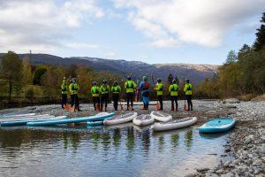 SUP de río Outdoor Norway 6 1