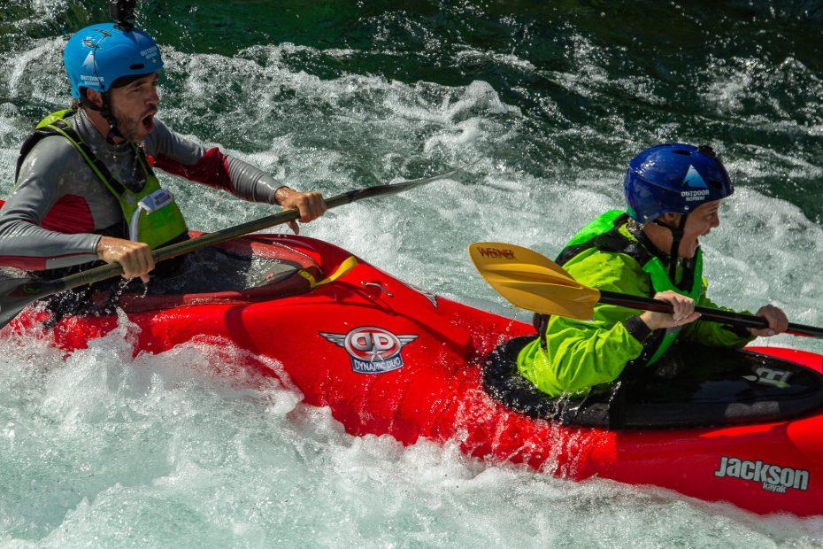 River Tandem Kayak Outdoor Norway 2