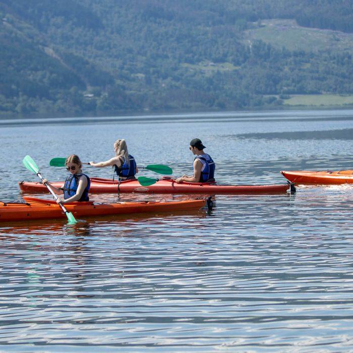 Sea Kayak Rentat Voss 6