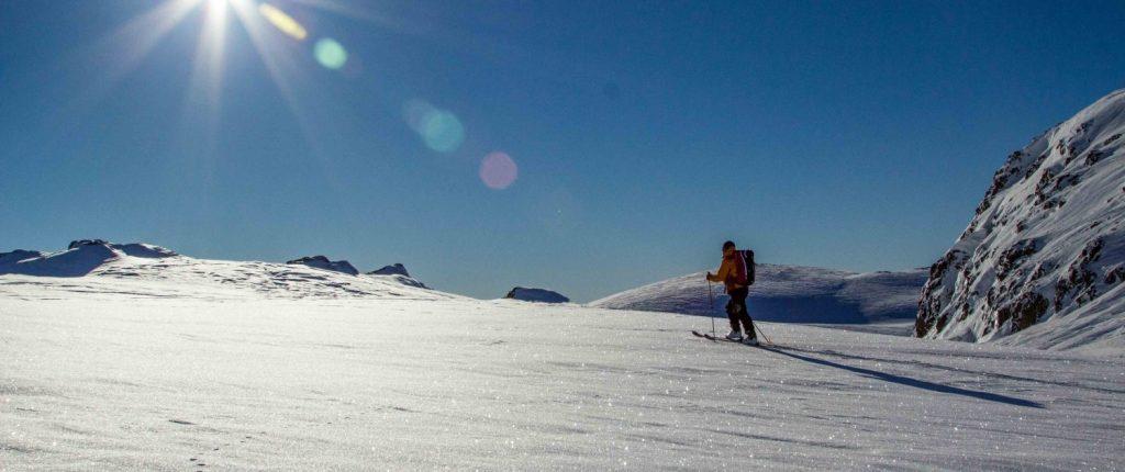 ski adventures in Norway