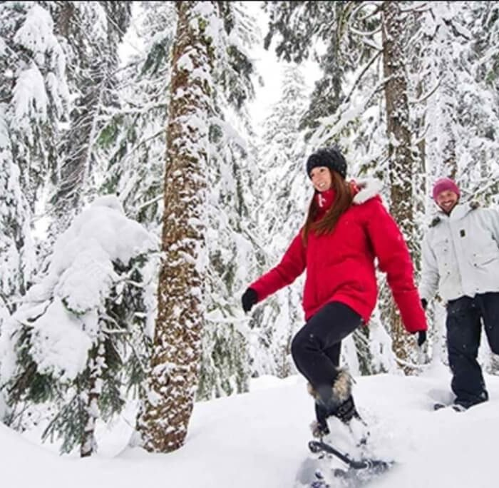 Snowshoeing Tour: A Beginners Guide
