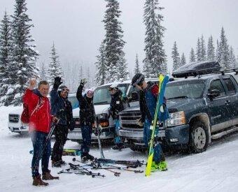 multiday winter tours