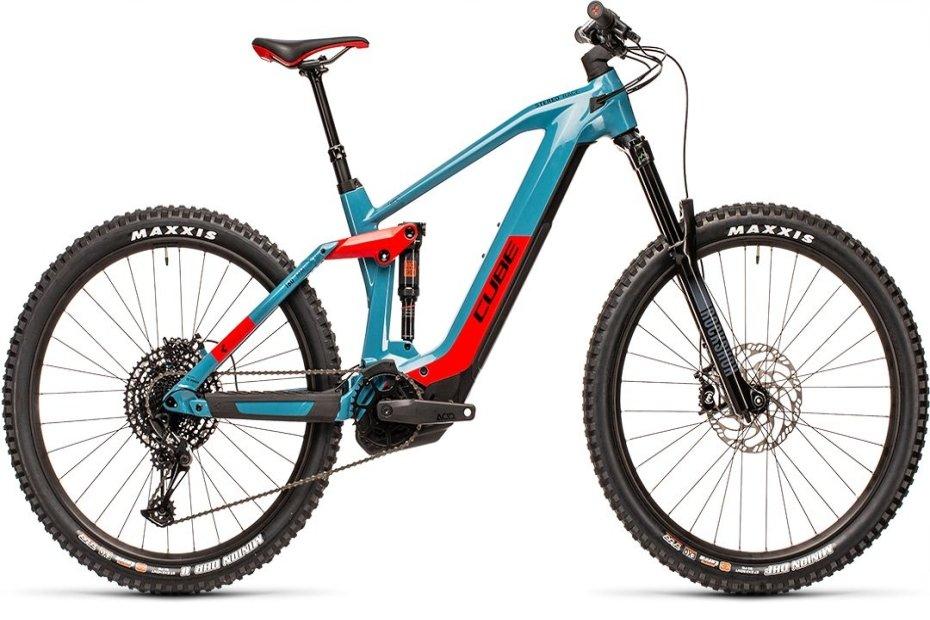 e-mountain bike rental
