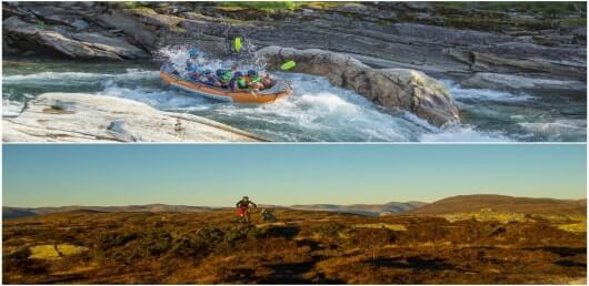 RAFTING MTB COMBO IN VOSS