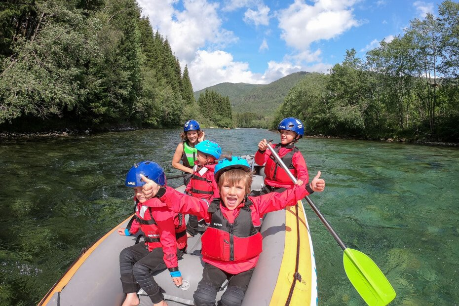 RIVER CANOE GUIDED TOUR
