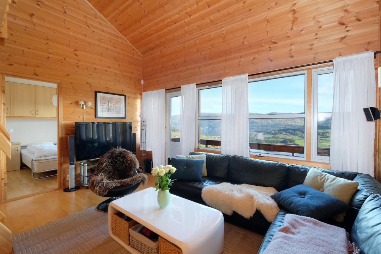 voss resort hytte