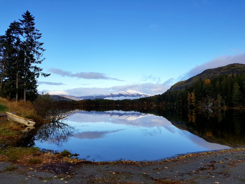 flatlandsmo-camping lake
