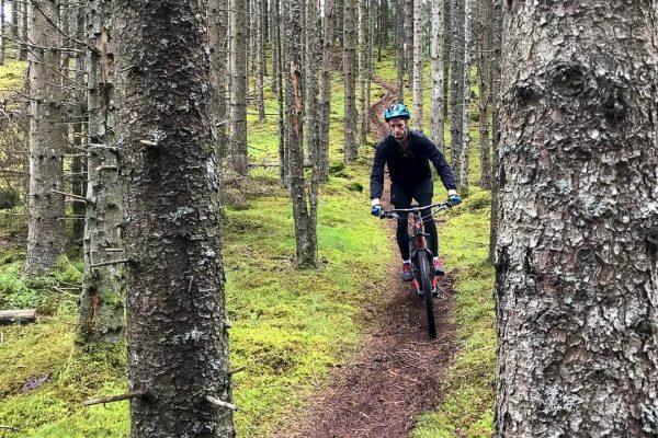 Mountain Biking Voss Forest_Outdoor Norway -6